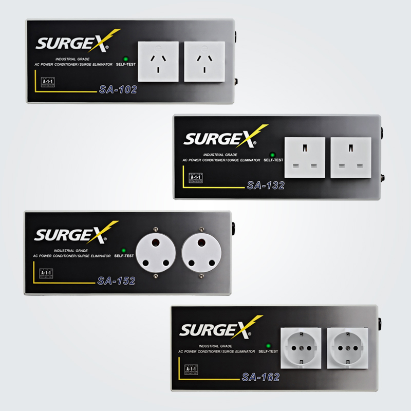 SurgeX Standalone Power Surge Protector