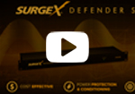 SurgeX Defender Series Surge Protection Device